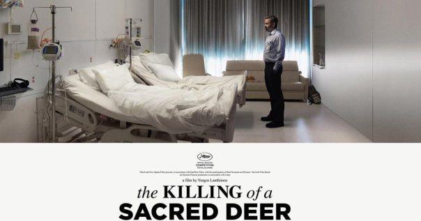poster killing of a sacred deer