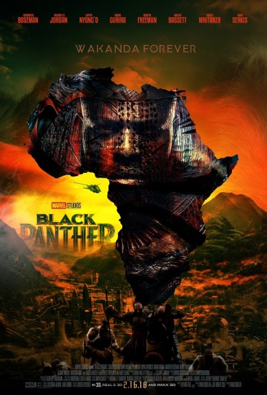 Black Panther Africa
