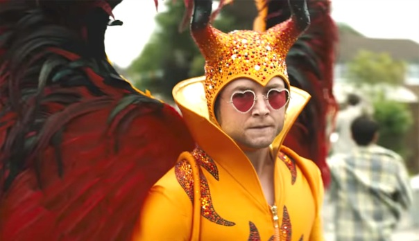 Elton john costume film